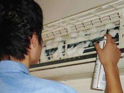 无锡空调清洗-标准化服务模式