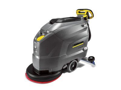德国凯驰手推式洗地机