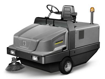 德国凯驰驾驶式扫地车