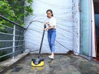 卡赫无锡避暑山庄清洁案例